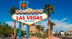 Figures released yesterday by the Nevada Gaming Control Board showed that revenue from casinos on the Las Vegas Strip, Nevada's gambling hotspot, totalled $6.3bn (€5.8bn) last year
