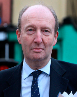 Transport Minister Shane Ross Photo: Tom Burke