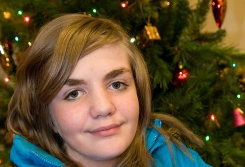 Kirsty Clarke (18) died suddenly on Monday night