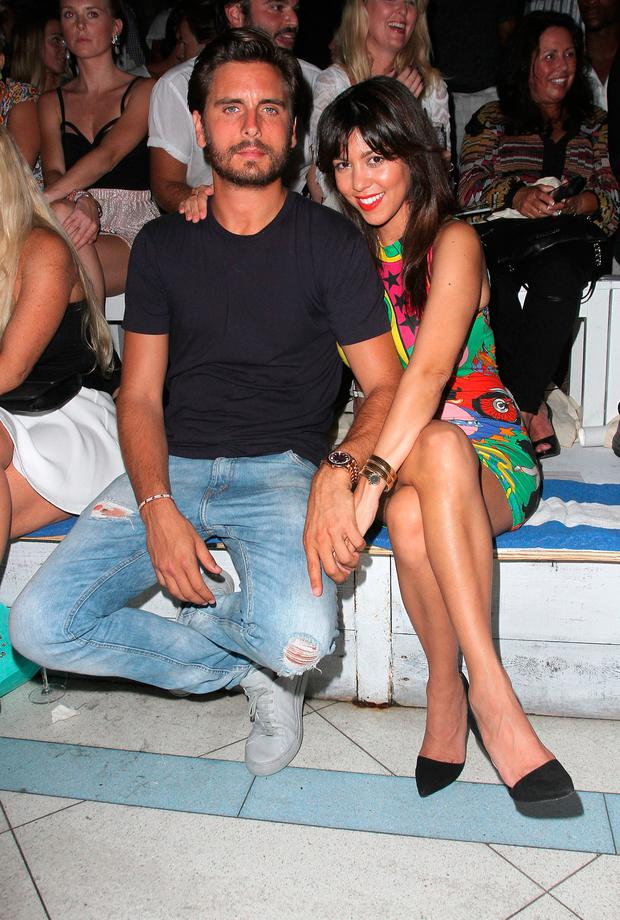 Scott Disick Secretly Flew A Woman To Costa Rica While On Holiday With Kourtney Kardashian