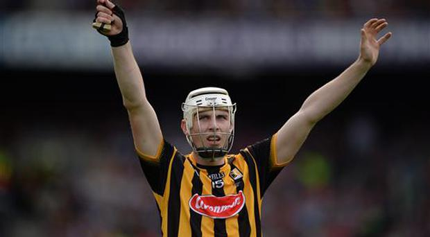 Kilkenny's Liam Blanchfield scored a first half goal for DIT this afternoon.