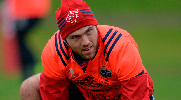 Munster scrum-half Duncan Williams. Photo by Seb Daly/Sportsfile