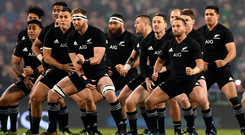 Ireland have never defeated the All Blacks on New Zealand soil