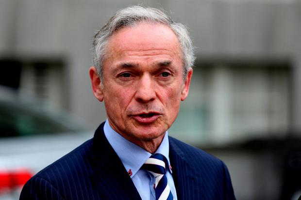 Education Minister Richard Bruton says he is disappointed. Photo: Tom Burke