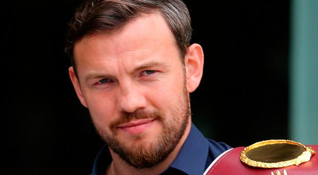 Andy Lee will be back in the ring next month. Photo: Dave Thompson/Getty Images