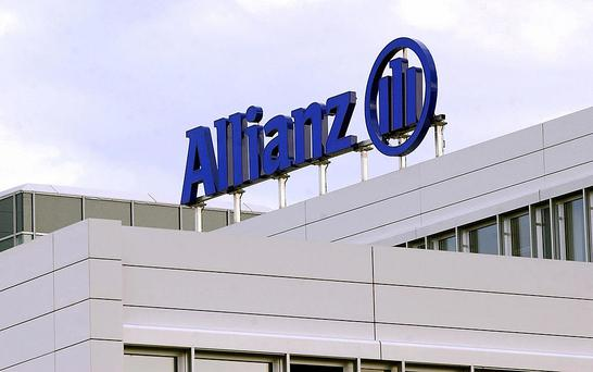 Allianz has been the majority shareholder since it purchased the two-thirds stake in AGF Irish Life back in 1998. Photo: AFP