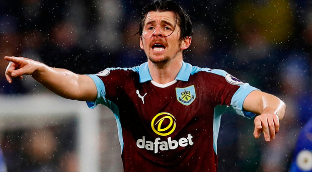 Burnley's Joey Barton has accepted a misconduct charge over betting breaches