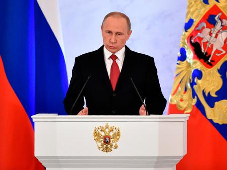 For Mr Putin, there is a much more important goal than lifting sanctions: establishing a pro-Russian government in Kiev