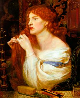 Silencing in the name of reputation: Fanny Cornforth, model and more to the painter Dante Gabriel Rossetti