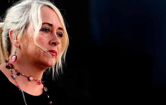 Gail O'Rorke wants 'Right to Die' laws Picture: Brian Lawless/PA