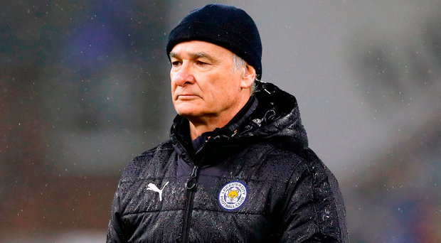 Leicester City manager Claudio Ranieri insisted he had not sought any assurances over his position at the club. Photo: Martin Rickett/PA