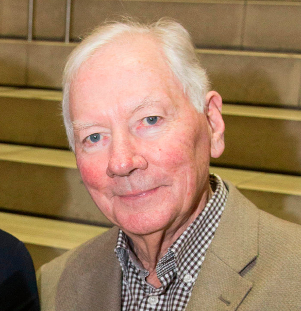 Broadcaster Gay Byrne Photo: Colin O'Riordan