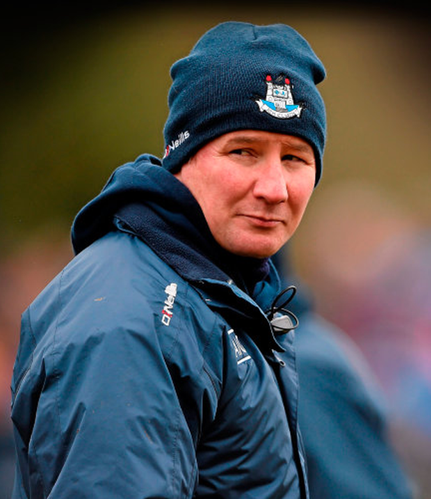 Dublin manager Jim Gavin. Photo: Sportsfile