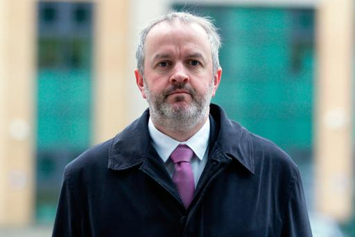 Kevin O'Connell, who gave evidence this week Picture: Collins