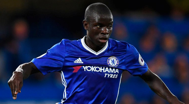 'N'Golo Kante was caught out for Arsenal's third goal at the Emirates, but has been superb ever since'. Photo: Shaun Botterill/Getty Images