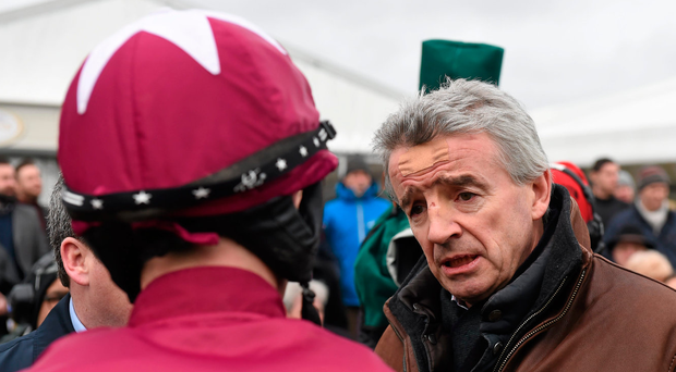 What is admirable about the O'Leary operation is how honestly his horses are campaigned. Photo: Sportsfile