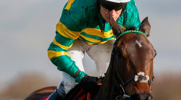Buveur D'Air ridden by Barry Geraghty. Photo: Julian Herbert/PA