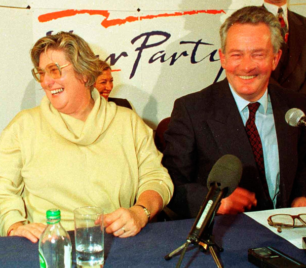 Pat and Des O'Malley. Photo: RollingNews.ie