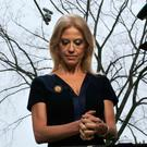 Kellyanne Conway. Photo: Reuters