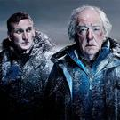 Left to right: Sofie Grabol, Christopher Eccleston, Michael Gambon and Stanley Tucci star in Fortitude