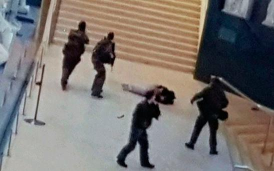 Investigation: Louvre attacker was shot by French soldiers