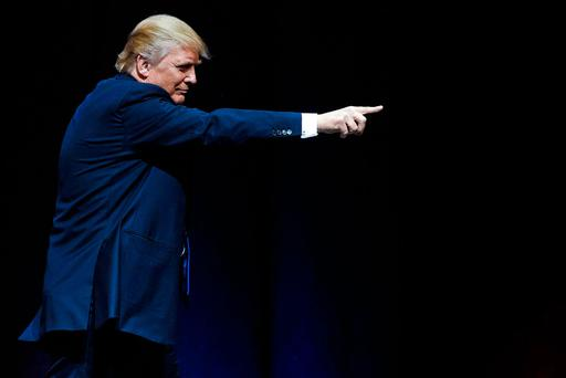 Donald Trump: Full of sound and fury, but signifying what exactly?