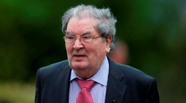Former SDLP leader John Hume. Photo: Niall Carson/PA Wire