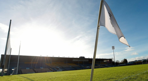 St Brendan's Killarney cruised to a nine point victory over St Flannan's Stock photo: Sportsfile