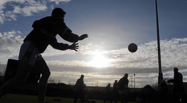 The encounter between Westmeath and Carlow ended in a draw Stock photo: Sportsfile