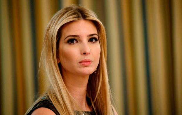 2db7d0e72eae Ivanka Trump attends U.S. President Donald Trump's strategy and policy  forum with chief executives of major