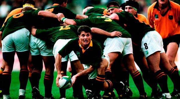 Former South Africa Rugby Union captain Joost van der Westhuizen has died aged 45