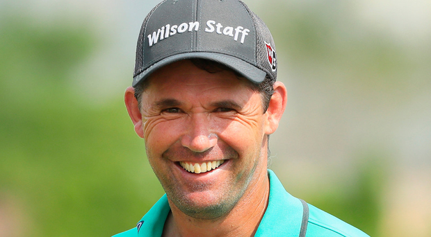 Dublin's Padraig Harrington. Photo: Andrew Redington/Getty Images