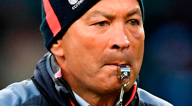 England head coach Eddie Jones. Photo: Laurence Griffiths/Getty Images