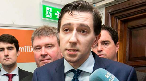 Health Minister Simon Harris. Photo: rollingnews.ie