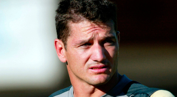 Joost van der Westhuizen. Photo: Mike Hutchings/Reuters