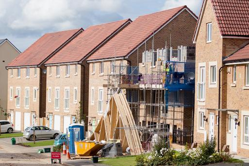 It is estimated that around 25,000 units are needed every year to restore the housing market to a healthy level. Photo: Matt Cardy/Getty Images