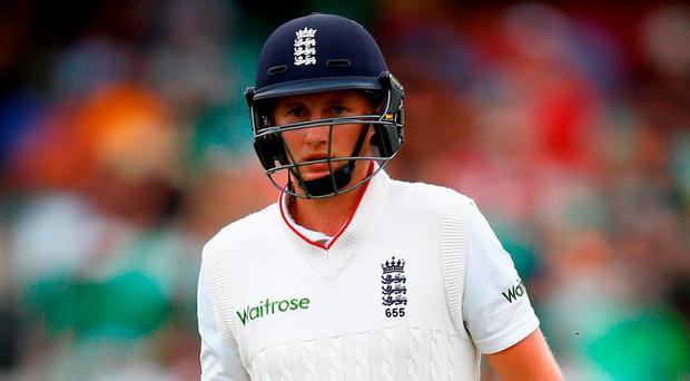 England's Joe Root. Photo: Getty
