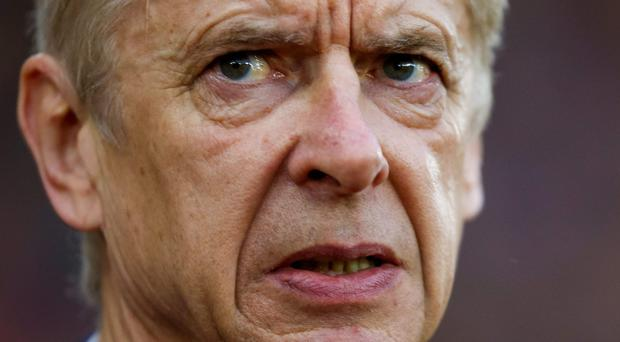 Arsene Wenger: doubts over Arsenal future. Chris Ison/PA Wire