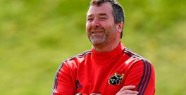 Anthony Foley. Photo: Diarmuid Greene / SPORTSFILE