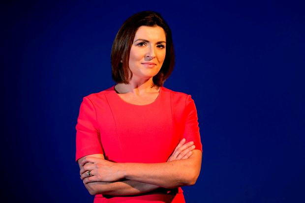 Colette Fitzpatrick has announced she is quitting TV3's 'Pat Kenny Tonight' show. Photo: Mark Condren