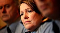 Commissioner O'Sullivan has stated that she had no part in any campaign to discredit the so-called garda whistleblowers. Photo: Gerry Mooney