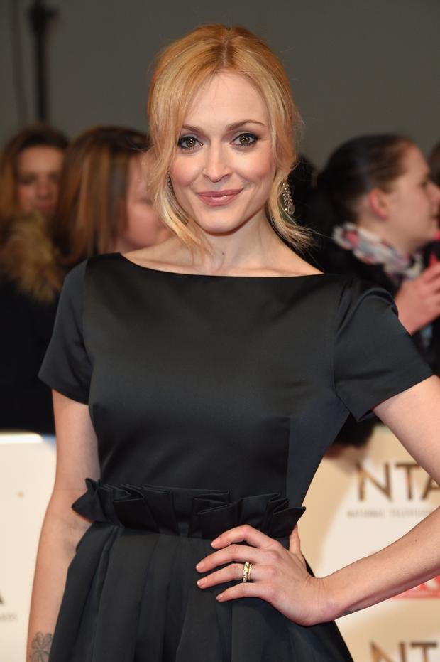 Fearne Cotton attends the National Television Awards on January 25, 2017 in London, United Kingdom. (Photo by Anthony Harvey/Getty Images)