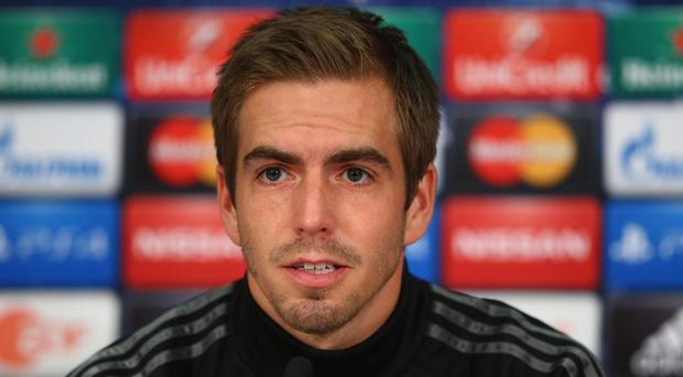 Lahm has been a regular in the Bayern first-team for over a decade. Bongarts/Getty Images