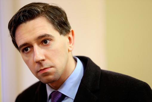 Health Minister Simon Harris TD Picture: Gerry Mooney