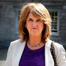 Joan Burton Photo: Tom Burke