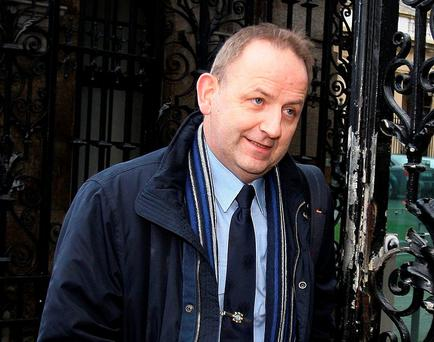 Whistleblower Maurice McCabe. Photo: Tom Burke