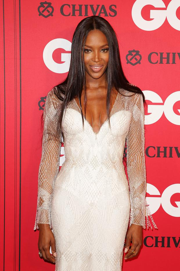 Naomi Campbell arrives at the GQ Men of the Year awards at the Ivy Ballroom on November 19, 2013 in Sydney, Australia. (Photo by Brendon Thorne/Getty Images)