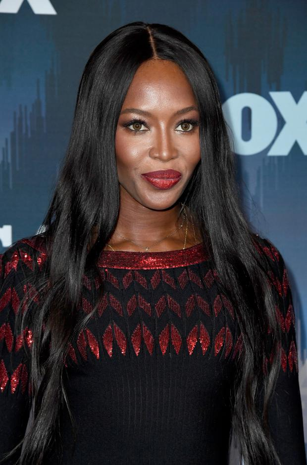 28971fa2ba8 Naomi Campbell attends the FOX All-Star Party during the 2017 Winter TCA  Tour at