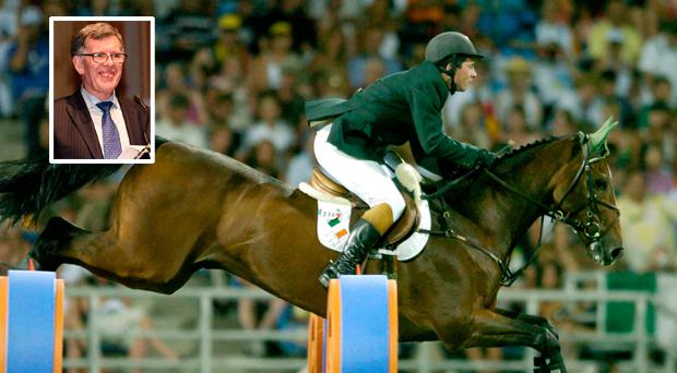 Willie O'Brien highlighted Cian O'Connor's Olympic gold as his favourite Olympic moment