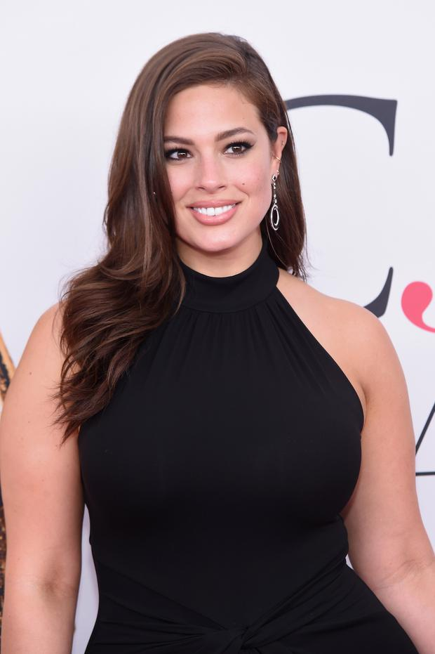 Model Ashley Graham attends the 2016 CFDA Fashion Awards at the Hammerstein Ballroom on June 6, 2016 in New York City. (Photo by Jamie McCarthy/Getty Images)